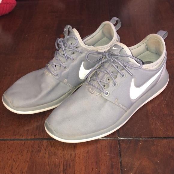 Nike Shoes   Grey Nike Roshe 2   Poshmark